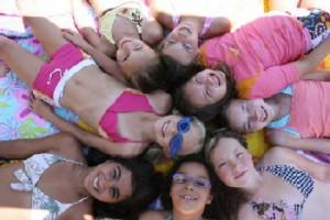Summertime Group Cute